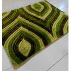 Green Area Rug Rug Size: 7'11