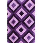 Wimberly Purple Area Rug Rug Size: 4' x 6'