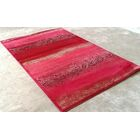 Ravensdale Red Area Rug Rug Size: 10' x 13'