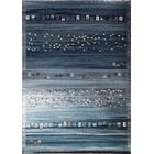 Latisha Light Blue Area Rug Rug Size: 10' x 13'