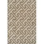 Akil Brown Area Rug Rug Size: 5'3