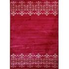 Cahlil Red Area Rug Rug Size: 10' x 13'