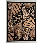 New Rockford Black Area Rug Rug Size: Runner 2'7