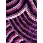 Aparna Purple Area Rug Rug Size: 7' x 10'