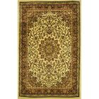 Quinnes Ivory Area Rug Rug Size: Rectangle 5'3