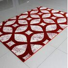 Bonner Red Area Rug Rug Size: 4' x 6'