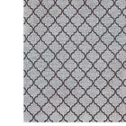 Ayles Gray Indoor/Outdoor Area Rug Rug Size: 9'2