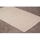 Lamere Hand-Woven Wool Ivory/Beige Area Rug Rug Size: Rectangle 5' x 8'