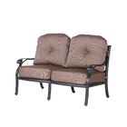 Germano High Back Loveseat with Cushions
