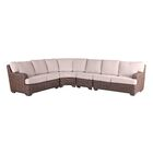 Vicki Sectional with Cushions