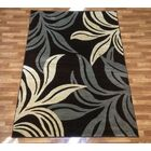 Istanbul Brown Area Rug Rug Size: 7'10