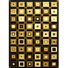 Super Mega Brown Area Rug Rug Size: 7'10'' x 9'10''