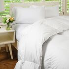 Down Comforter Size: Queen