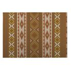 Rust Indoor/Outdoor Doormat Mat Size: Rectangle 5' x 7'