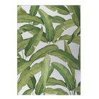 Pallavi Banana Leaves Indoor/Outdoor Doormat Mat Size: Rectangle 5' x 7'