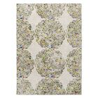 Beige Area Rug Rug Size: Rectangle 5' x 7'