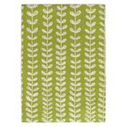 Allerdale Green/White Area Rug Rug Size: Rectangle 3' x 5'