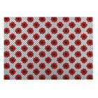 Gwendolyn Flanders Fields Indoor/Outdoor Doormat Mat Size: Rectangle 4' x 5'