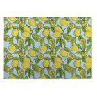 Gianna Lemons Indoor/Outdoor Doormat Mat Size: 5' x 7'