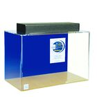 Mulligan Rectangle Acrylic Aquarium Tank Color: Sapphire Blue, Size: 20
