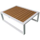 Two Bridges Teak Coffee Table
