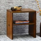 Cayu Live Edge End Table