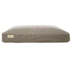 Faux Down and Foam Cushion Dog Bed Size: Large (26
