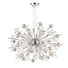 Stephaine Crystal 24-Light Chandelier