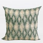 European Classical Pattern Embroidered Throw Pillow
