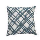 Slash Indoor/Outdoor Throw Pillow (Set of 2) Size: 20