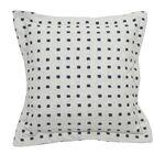 Kuno Indoor/Outdoor Throw Pillow (Set of 2) Color: Indigo, Size: 22