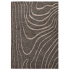 Country Gray Area Rug Rug Size: 7'10