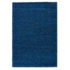 Ocean Blue Area Rug Rug Size: 6'7