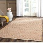 Montfort Orange / Natural Area Rug Rug Size: Rectangle 9' x 12'