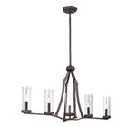 Renfroe 5-Light Kitchen Island Pendant