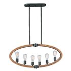 Orly 6-Light Kitchen Island Pendant