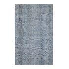 Lichtenstein Hand-Woven Blue Area Rug Rug Size: 8' x 10'