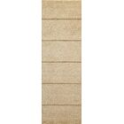 Sibley Hand-Loomed Sand Area Rug Rug Size: Runner 2'6