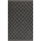Paramus Rustico Charcoal Area Rug Rug Size: 7'7