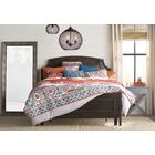 Arielle Panel Bed Size: King