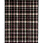 Longmont Black Indoor Area Rug Rug Size: Rectangle 7'10