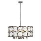Ny (Bourail) 8-Light Chandelier