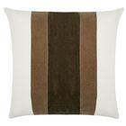 William Throw Pillow Color: White