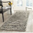 Silvia Hand-Wovn Natural Area Rug Rug Size: Runner 2'6