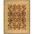 Anatolia Brown/Tan Area Rug Rug Size: Rectangle 8' x 10'