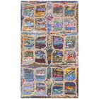 Nantucket Area Rug Rug Size: Rectangle 3' x 5'