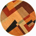 Rodeo Drive Assorted Area Rug Rug Size: Round 5'9