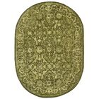 Silk Road Sage Area Rug Rug Size: Rectangle 6' x 9'