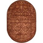 Silk Road Rust Area Rug Rug Size: Rectangle 8'3