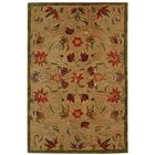 Anatolia Beige/Green Area Rug Rug Size: Rectangle 6' x 9'